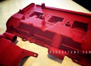 Image of Audi b5 S4/RS4 2.7TT Powdercoated Valve Covers