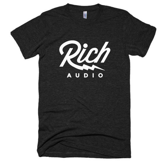 Image of RICH Audio Short Sleeve T