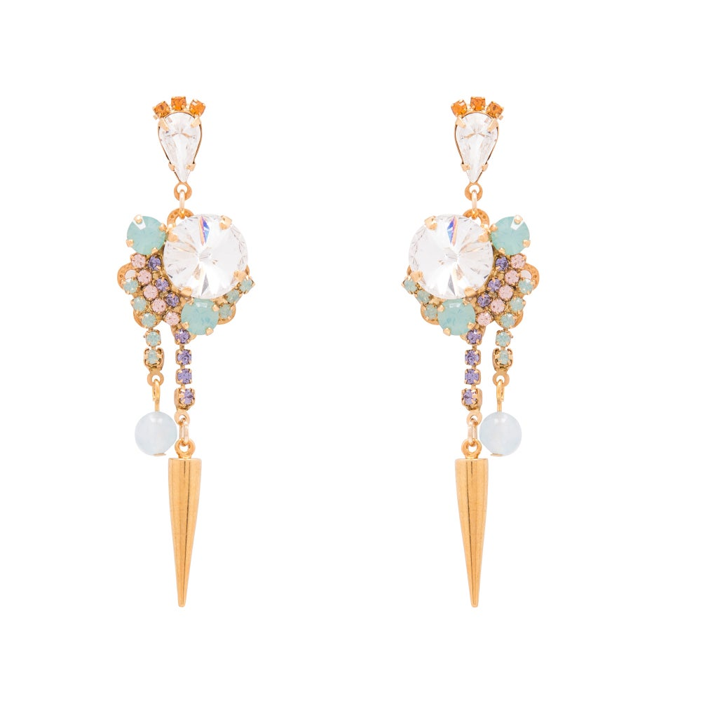 Image of Pastel Rani Earrings