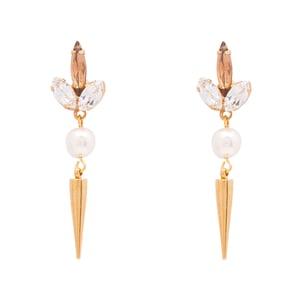 Image of Wisteria Earrings