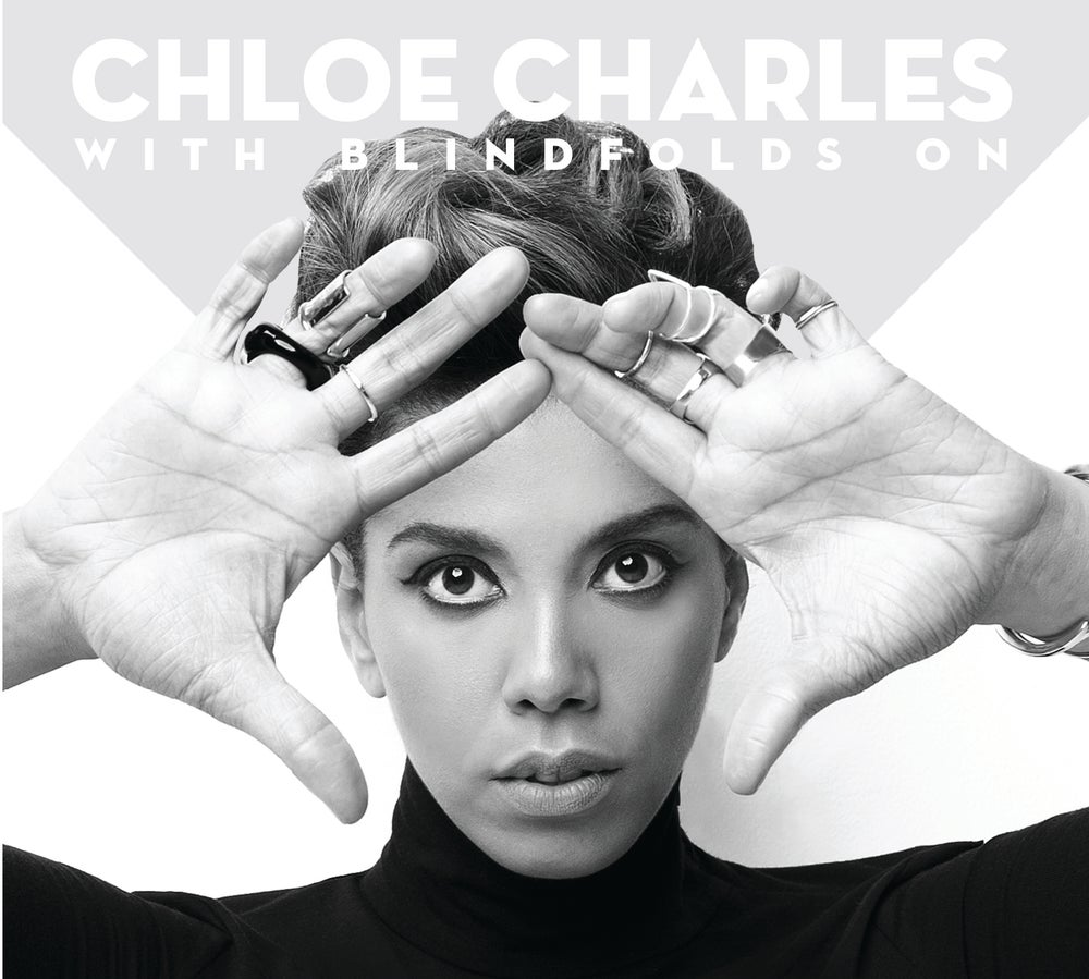 Image of With Blindfolds On - Physical Album