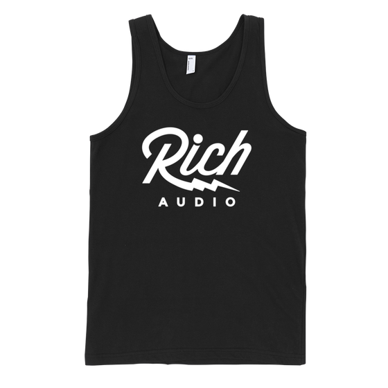 Image of RICH Audio Tank Top