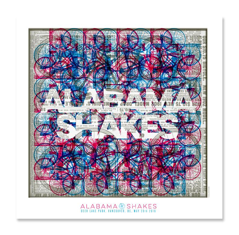 Image of Alabama Shakes, Vancouver, BC