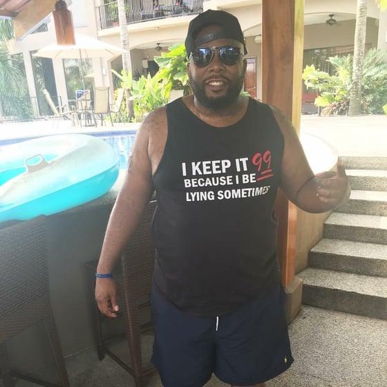 "Image of ""I Keep It 99"" T-Shirt"