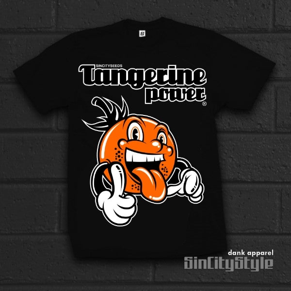 Image of Tangerine Power Men's T-Shirt