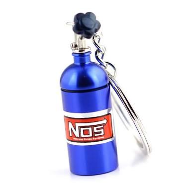 Image of Nos Bottle Key Ring