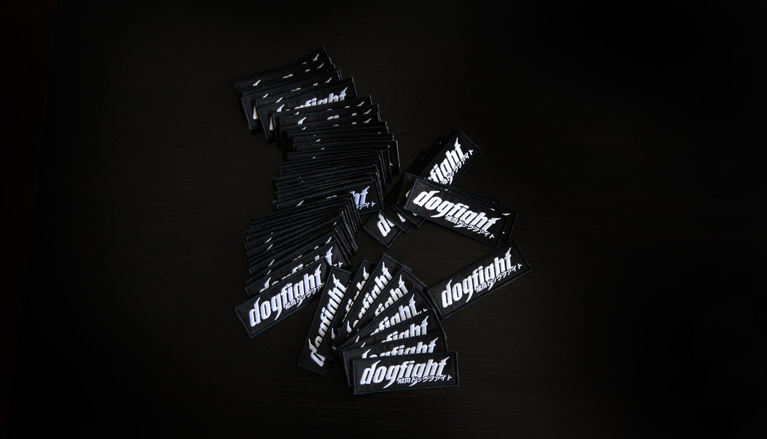 Image of Dogfight LCP Embroidered Patch