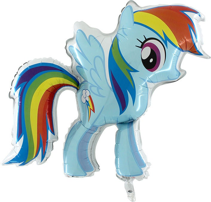 Image of {My Little Pony} Mylar Balloon