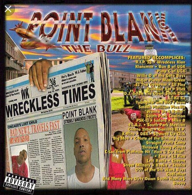 Image of POINT BLANK. .......BAD NEWZ TRAVELS FAST