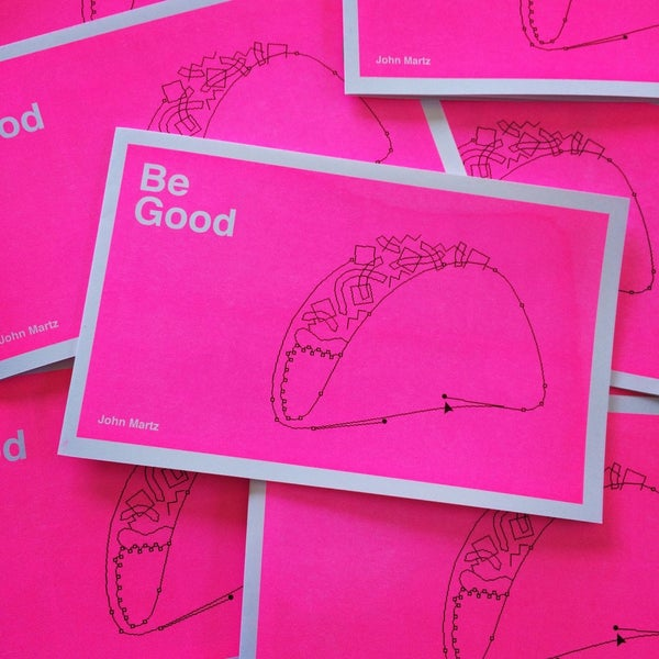Image of Be Good