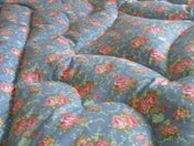 Image of Beautiful Blue Betty Double Eiderdown
