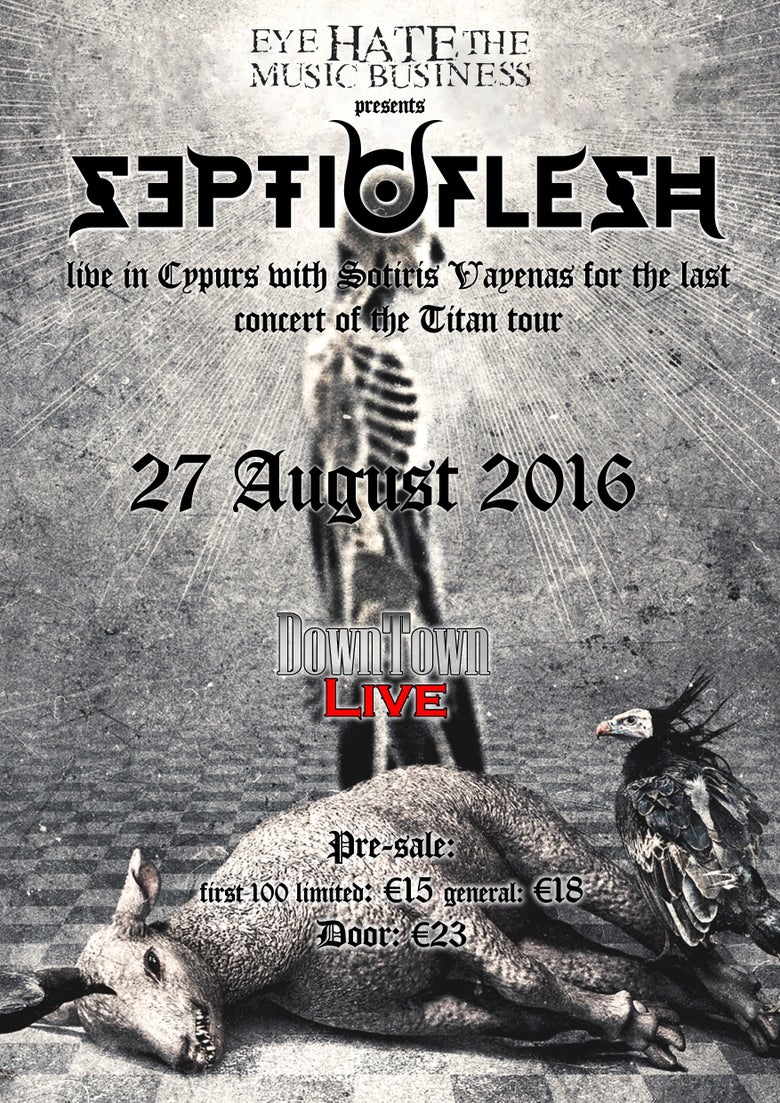 Image of SEPTICFLESH LIVE IN CYPRUS 27/8/2016
