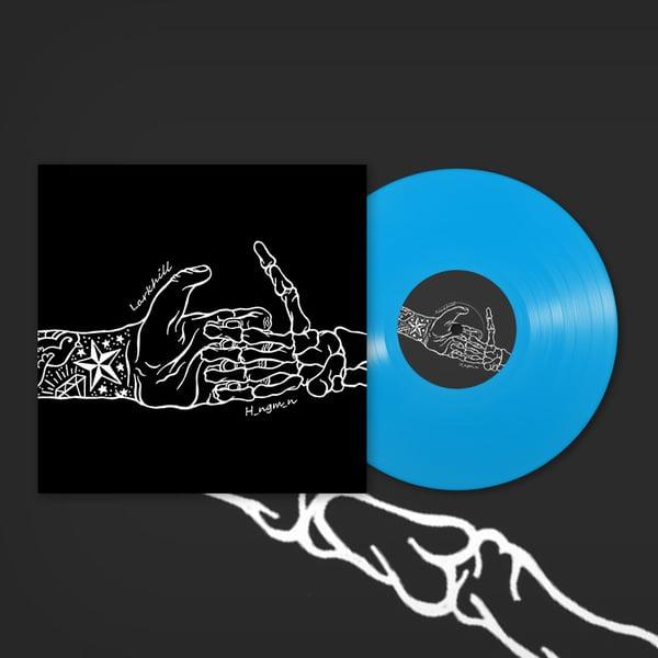 Image of  LCR016 - LARKHILL / H_NGM_N split EP
