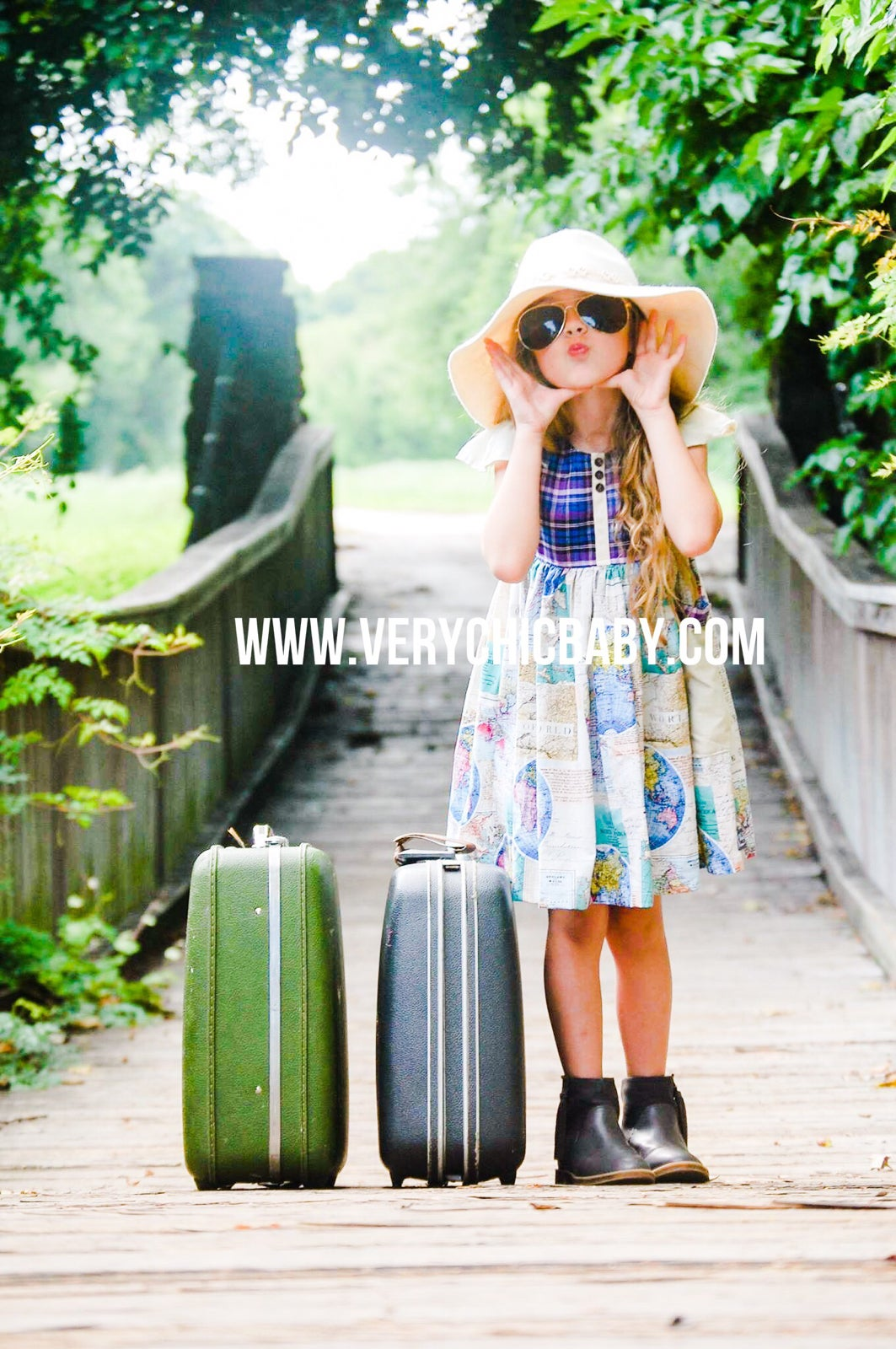 Image of Globe Trotter Dress