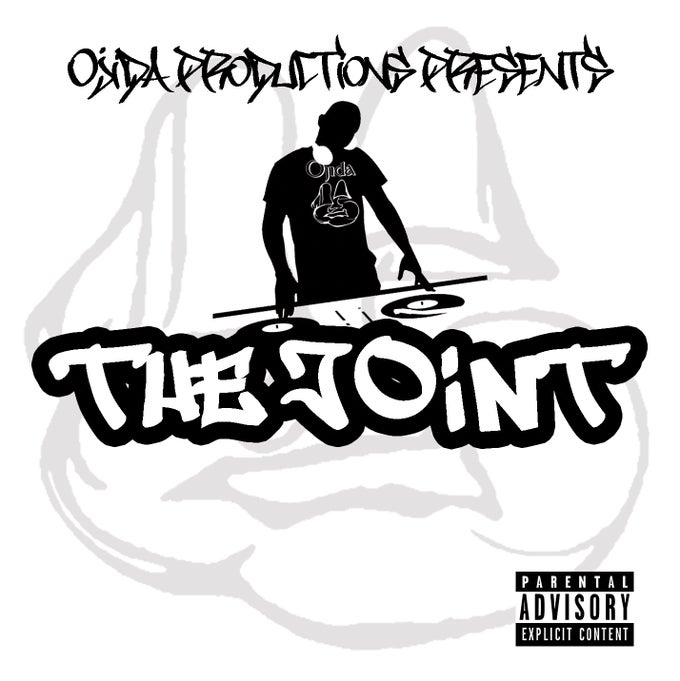 "Image of OJIDA - ""THE JOINT"" Album (CD)"