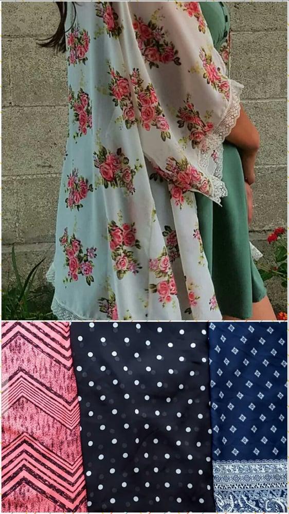 Image of No. 00139-Women's Summery Kimono