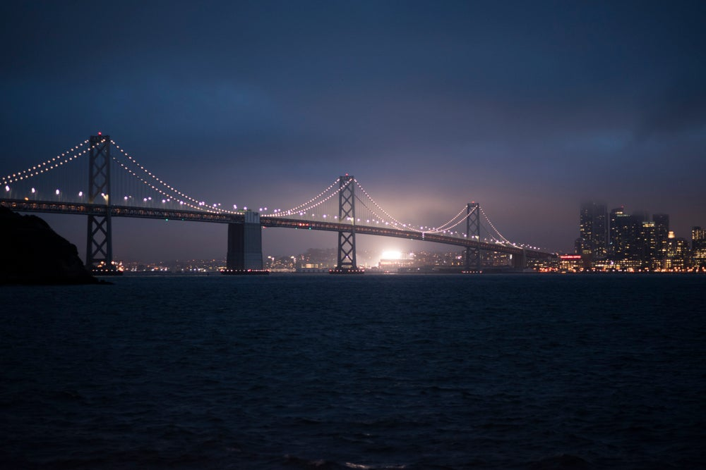 Image of Bay Bridge, Western Span