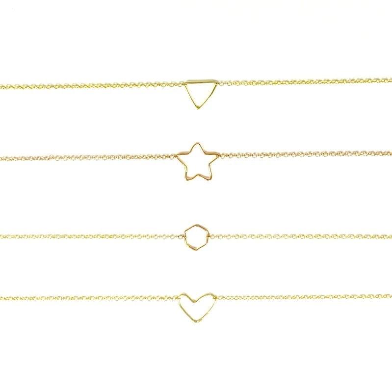 Image of Mini Charm Hand Chain