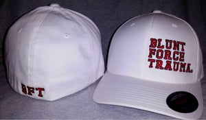 Image of White 6 Panel Flex-Fit