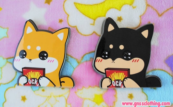 Image of Shibao Love Pocky Vinyl Sticker [limited]