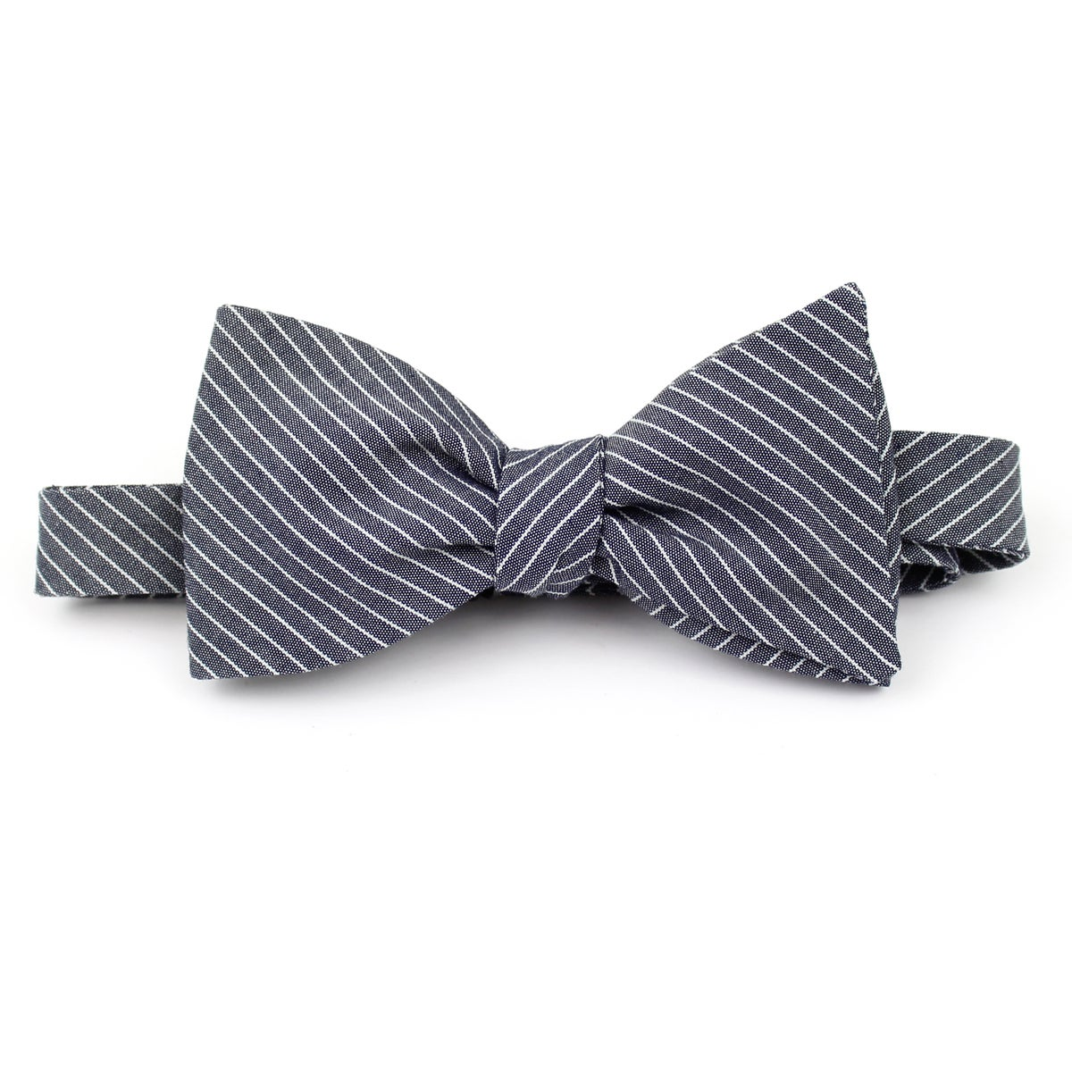 Image of Engineer Stripe Bow Tie