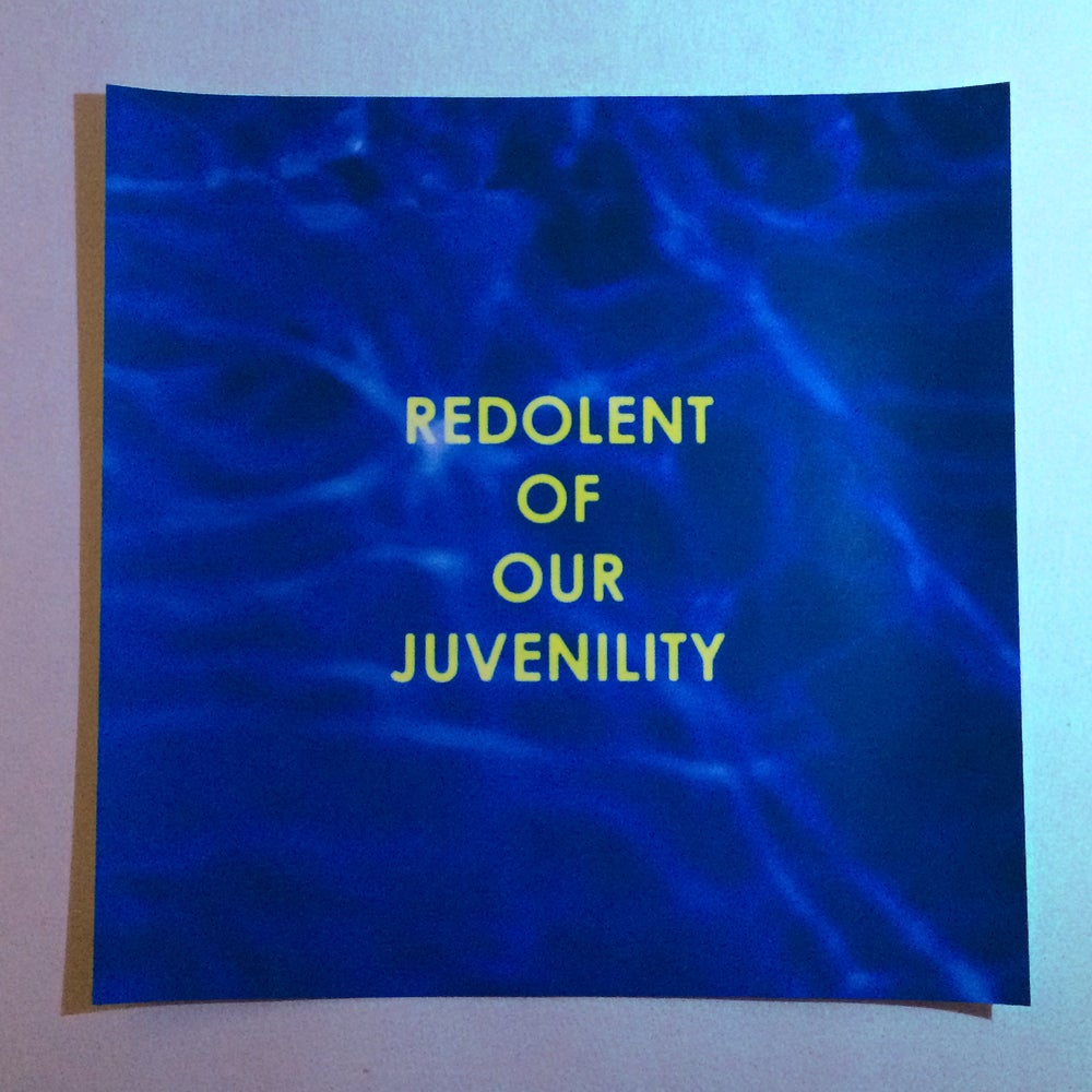 Image of Redolent Poster