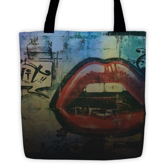 Image of Graffiti Tote