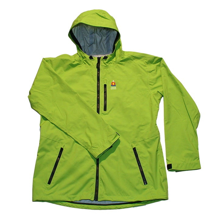 Image of Women's Water Resistant Plus Mountain Parka Shell from the Jacket Component System* Collection