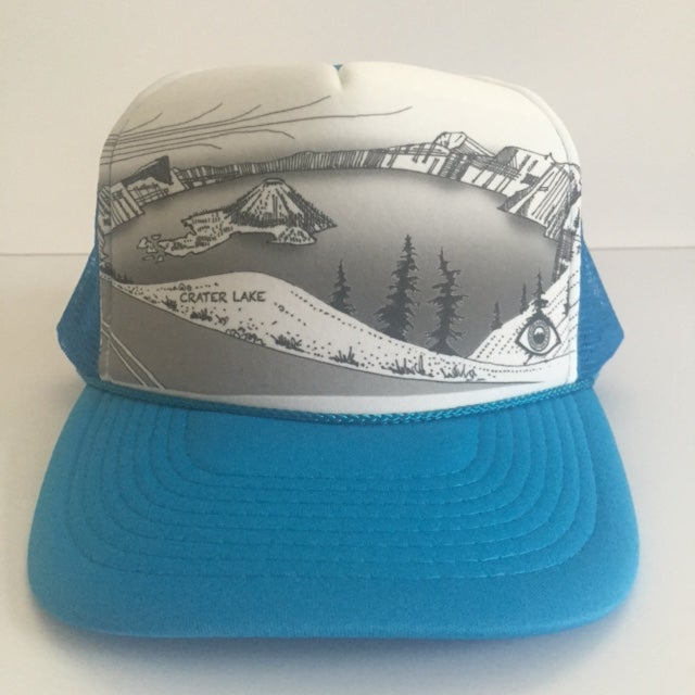 Image of Crater Lake Trucker Hat