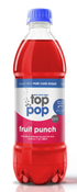 Image of FRUIT PUNCH - PURE CANE 16.9 OUNCE
