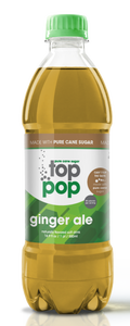 Image of GINGER ALE - PURE CANE 16.9 OUNCE