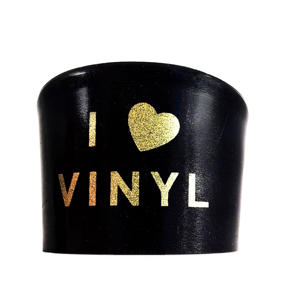 Image of I Heart Vinyl Cuff
