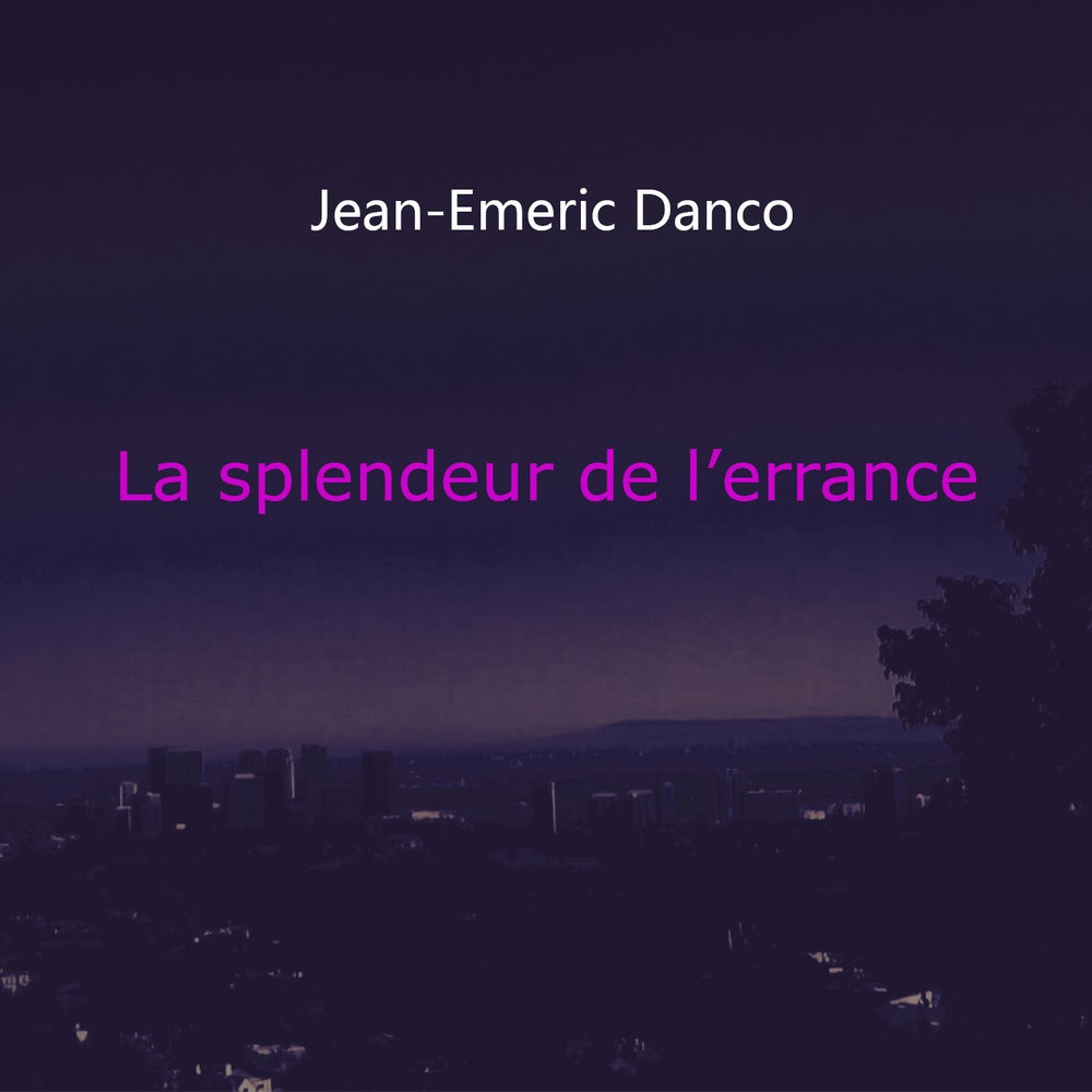 "Image of Single - ""La splendeur de l'errance"" (HQ mp3)"