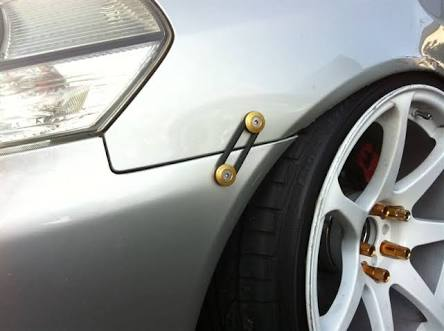 Image of JDM Quick Release Bumper Kit