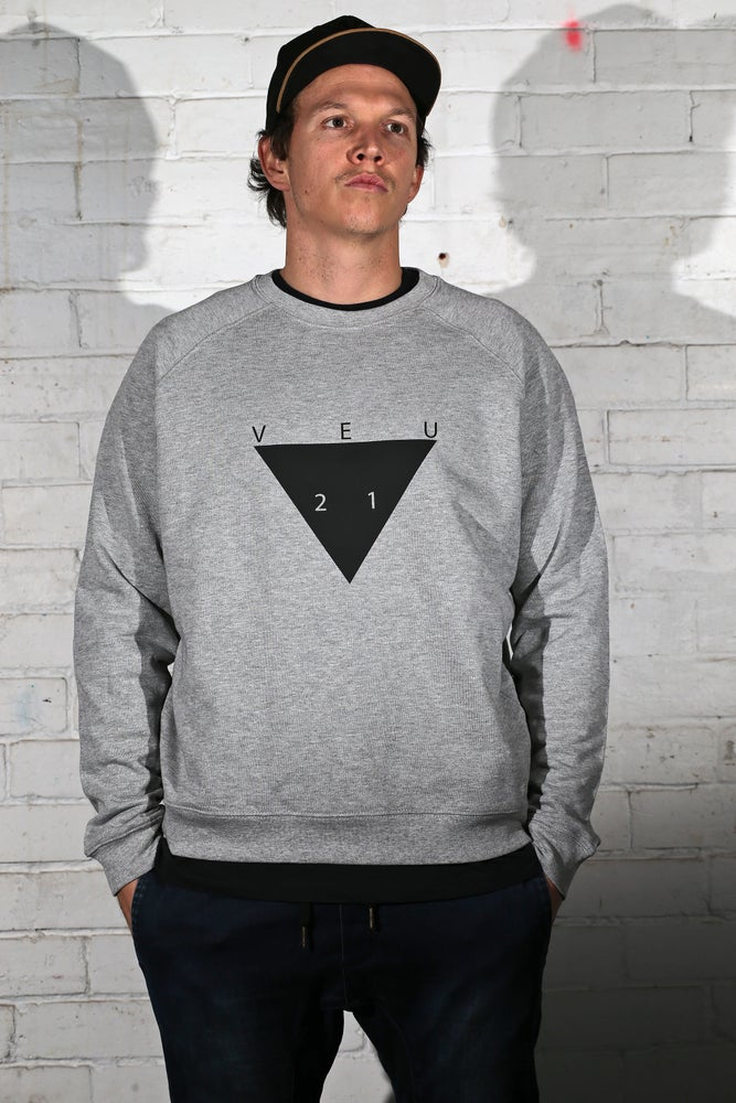 Image of CUSTOMISED crew sweat
