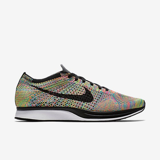 Image of Nike Flyknit Racer Multicolor 2016