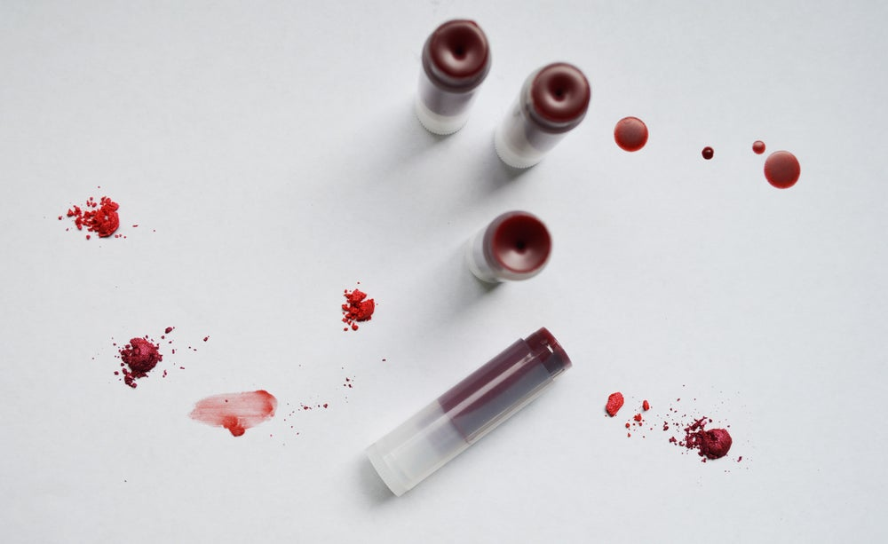 Image of :LIP BALM + TINT: TANGERINE + LIME & CHERRY