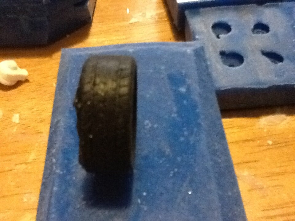 """Image of 23"""" low profile dually tires"""