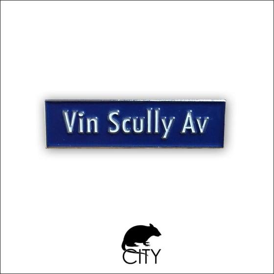 Image of Vin Scully Av.