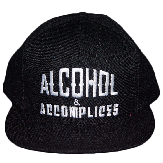 Image of Alcohol & Accomplices Snapback