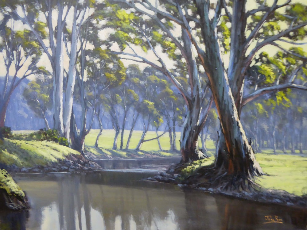 Image of Sunny Afternoon On The Ovens River