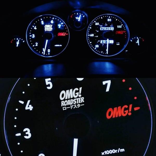 Image of OMG! Roadster Dials NA