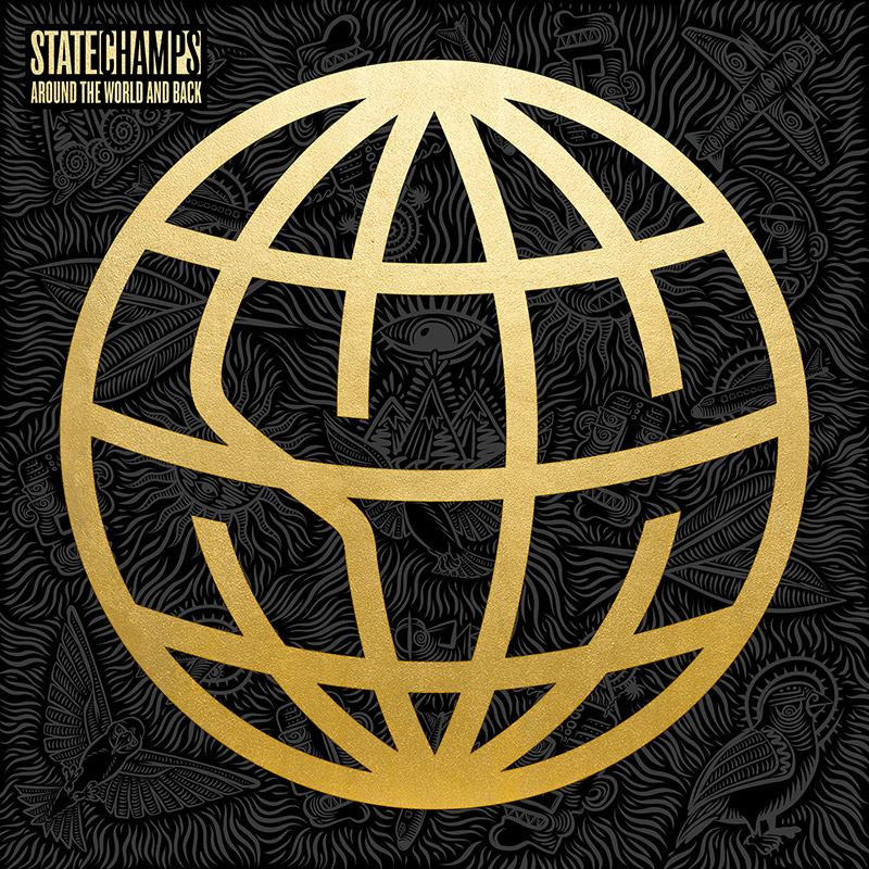 Image of STATE CHAMPS - ATWAB LP