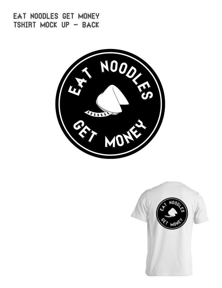 Image of ENGM T-shirt white