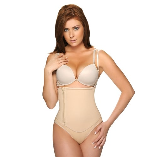 Image of MWS Clip and Zip Body Shaper (Panty)
