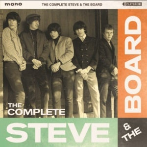 Image of The Complete Steve & The Board