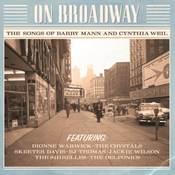 Image of On Broadway: The Songs of Barry Mann & Cynthia Weil