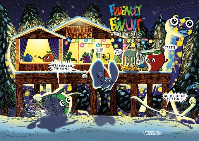 Image of Fwendly Fwuit Winter Wonders