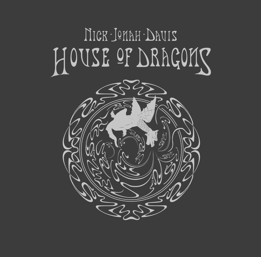 Image of <small>004</small><br>Nick Jonah Davis<br><i>House of Dragons</i> (CD)