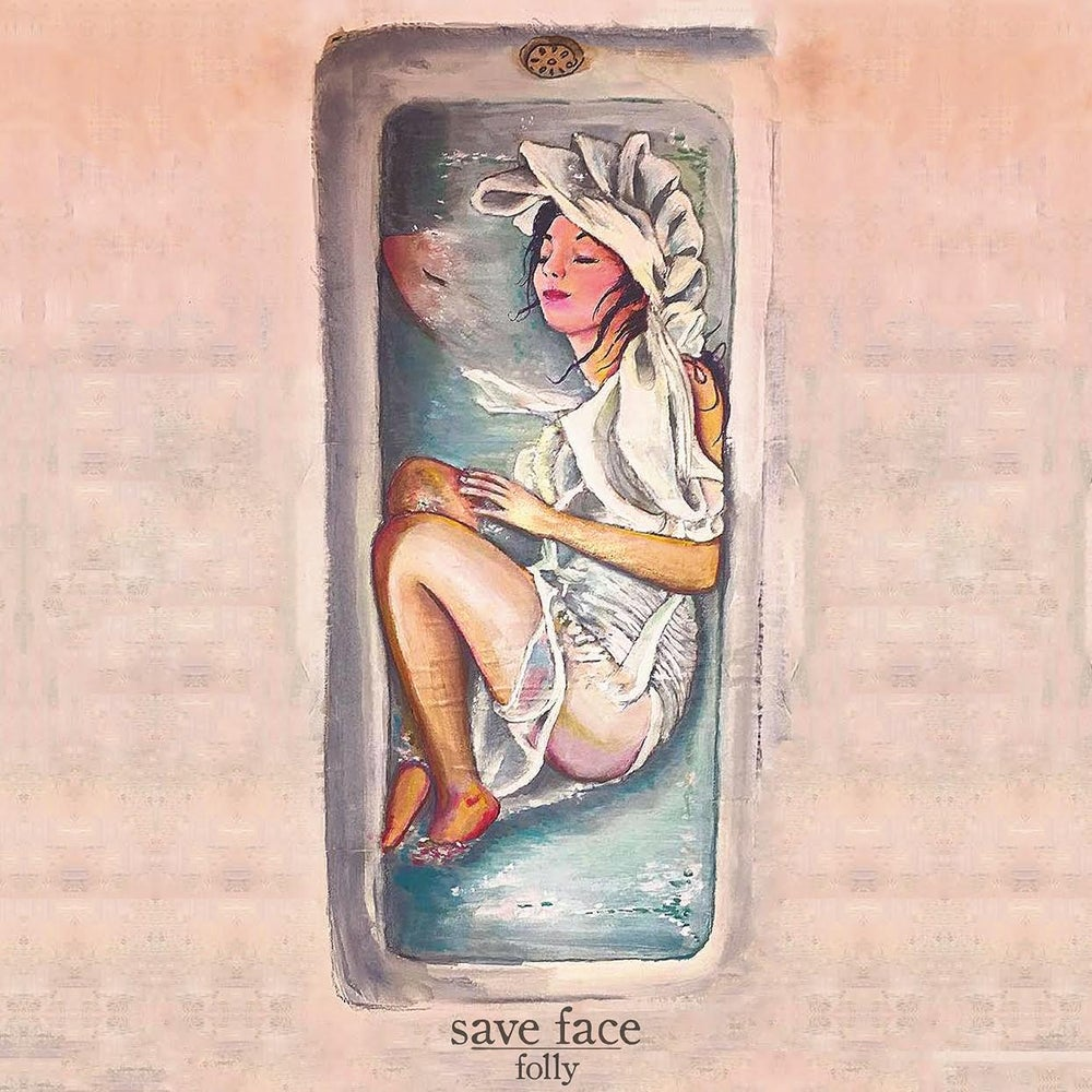 "Image of BPR004: Save Face - ""Folly"" 12"" Vinyl"